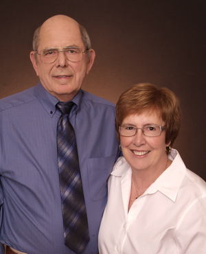 Photo of Judy and Dave Bily